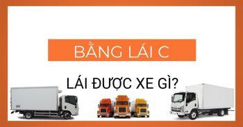 Theo Luật Việt Nam, bằng lái hạng C bao nhiêu tuổi được đăng ký thi ?
